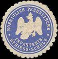 Siegelmarke K.Pr. Infanterie-Schiess-Schule W0379380.jpg
