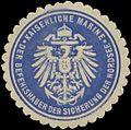 Siegelmarke K. Marine der Befehlshaber der Sicherung der Nordseee W0351865.jpg