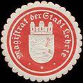 Siegelmarke Magistrat der Stadt Lehrte W0342408.jpg