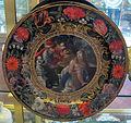 Siena, grande piatto con susanna e i vecchioni, 1600-1650 ca..JPG