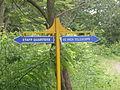 Signs at Vainu Bappu Observatory.JPG