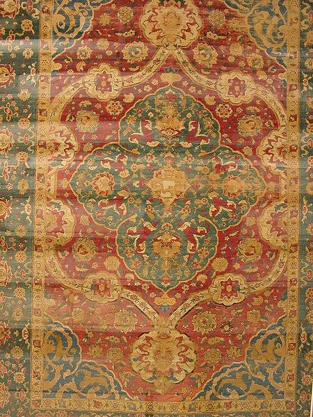 silk carpet - image 7