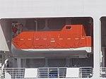 Silver Spirit Lifeboat 2 Port of Tallinn 8 August 2018.jpg