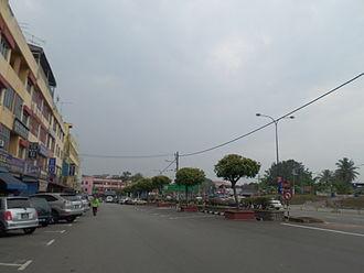 Simpang Renggam - Image: Simpang Renggam