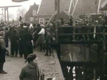 Sinterklaas in Volendam (1930)