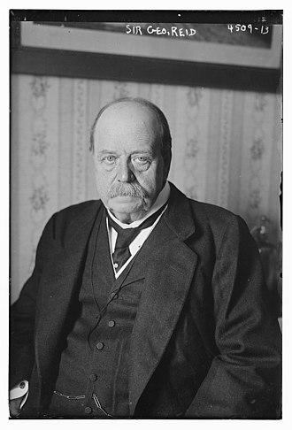 George Reid - Reid c. 1915