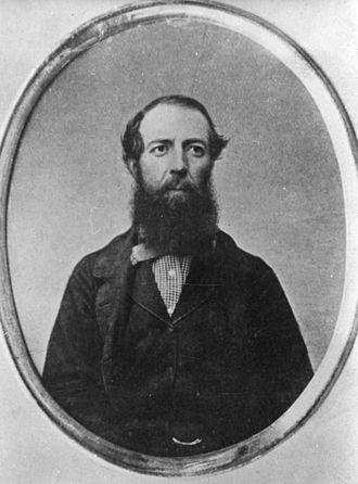Sir Wilfrid Lawson, 2nd Baronet, of Brayton - Wilfrid Lawson circa 1860