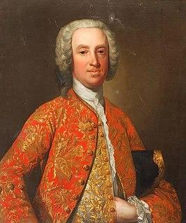 Sir William Douglas, 4th Baronet Member of Parliament