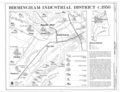 Site Plan - Birmingham Industrial District, Birmingham, Jefferson County, AL HAER ALA,37-BIRM.V,4- (sheet 1 of 1).png
