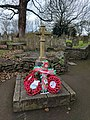 Skegby War Memorial, Near entrance to St Andrews Church, Mansfield Road, Skegby (1).jpg