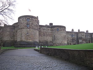 Skipton - Skipton Castle.