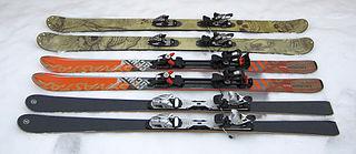 Ski geometry