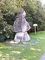 Skulptur In den Hain, Salla.jpg