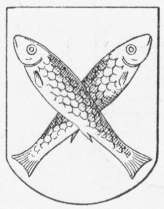 Løgstør - Image: Slet Herreds våben 1648