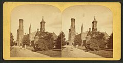 Smithsonian Institute, by Bell, C. M. (Charles Milton), ca. 1849-1893.jpg