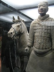 Soldier Horse