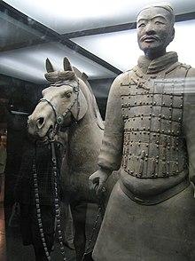 Warrior figures