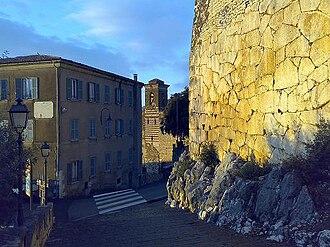 Cori, Lazio - Image: Soliva&mura