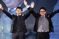 Solo A Star Wars Story Japan Premiere Red Carpet Miki (Kosei & Asei) (42769711222).jpg