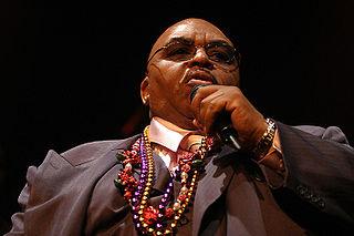 Solomon Burke American singer