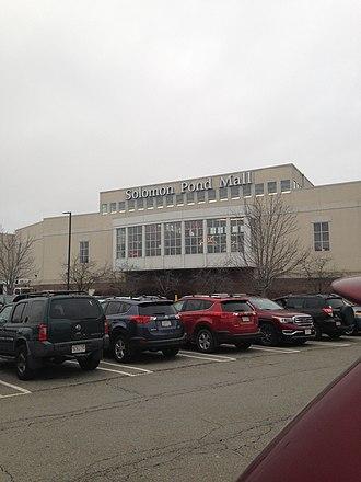 Solomon Pond Mall - Image: Solomon Pond Mall