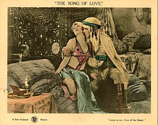 <i>The Song of Love</i> (1923 film) 1923 film by Frances Marion, Chester M. Franklin