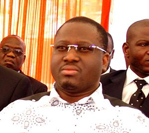 Guillaume Soro - Image: Soroguillaume