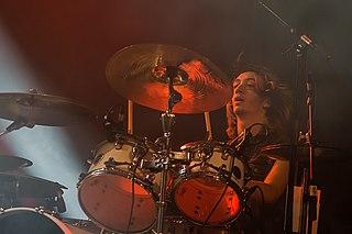 Zyon Cavalera Brazilian American drummer