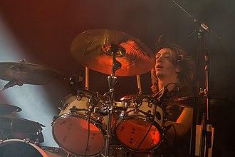 Zyon Cavalera - Image: Soulfly Rock Harz 2013 12 07 2013