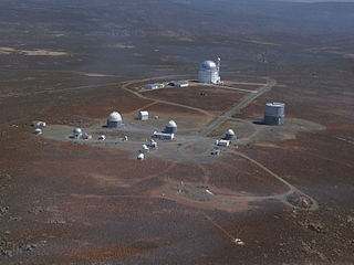 South African Astronomical Observatory observatory