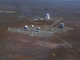 South African Astronomical Observatory - Image: South African Astronomical Observatory (sutherland aerial view)