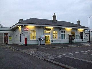 South Croydon railway station railway station in Croydon, Surrey UK