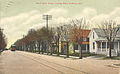South Main Street, looking West, Bluffton, Ohio (12660106373).jpg