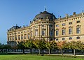 South facade of the Wurzburg Residence 16.jpg