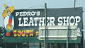 South of the Border sign 18 - Pedros Leather Shop.JPG