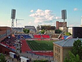 Spartak stadium (Novosibirsk).   jpg
