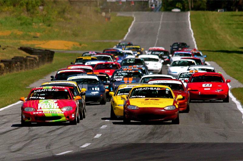 Scca Marrs  Sports Cars