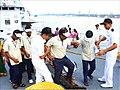 Special needs children and senior citizens visit Naval Base Kochi, 2017 (1).jpg
