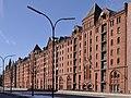 Speicherstadt (Hamburg-HafenCity).Block X.ajb.jpg