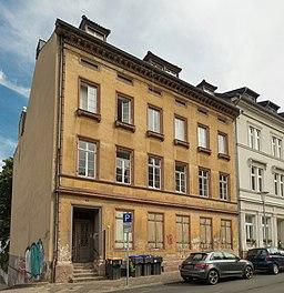 Spichererbergstraße 9, Saarbrücken