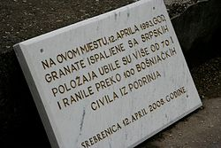 Srebrenica Children Massacre Memorial.jpg