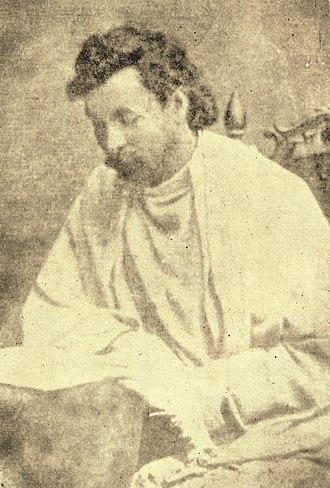 Anagarika Dharmapala - Srimath Anagarika Dharmapala at the age of 29 (1893)