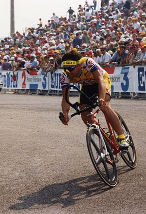 Stefano Colagè - Colagè at the 1993 Tour de France