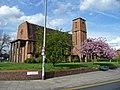 St. Hugh's church, Scunthorpe - geograph.org.uk - 784985.jpg