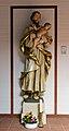 St. Joseph Wandsbek Josephstatue im Kirchenvorraum.jpg
