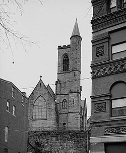 St. Mark's Episcopal Church, Race Street, Jim Thorpe (Carbon County, Pennsylvania).jpg