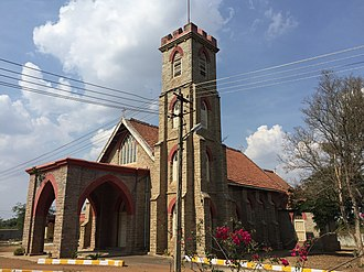 Kolar Gold Fields - St. Michael's and All Angels' Church, Oorgaum, KGF
