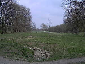 Sankt Hans Hill - Image: St Hans backar bäck