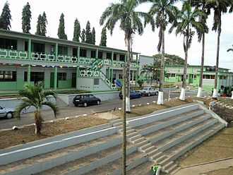 Sekondi-Takoradi - Image: St Johns Sschool Sekondi