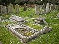 St Mary's Church, Frinton-on-Sea, Graveyard - geograph.org.uk - 1576725.jpg